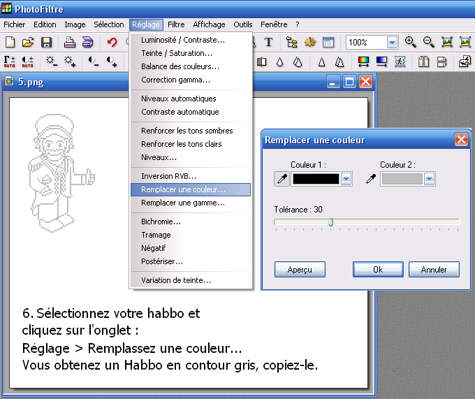 [TUTO] Grober + Types d'ombres  610