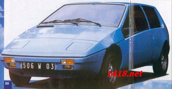 [Sujet officiel] Les voitures qui n'ont jamais vu le jour - Page 3 14prot10