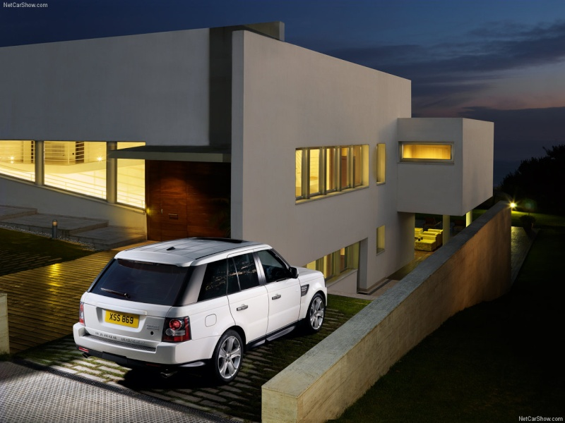 2010 - [Range Rover] Sport Restylé Land_r10