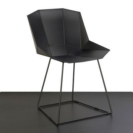 [Chaise] Cube by René BARBA 00147