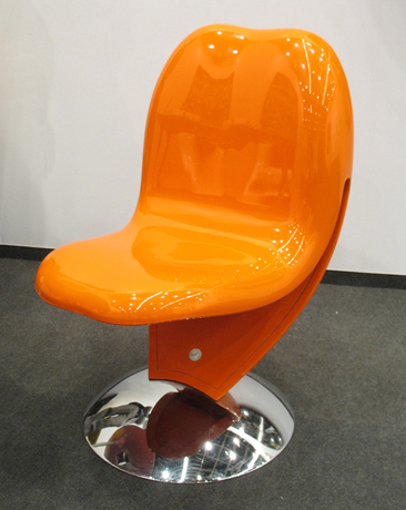 [Chaise] Tongue in Cheek by Peter Harvey 01169