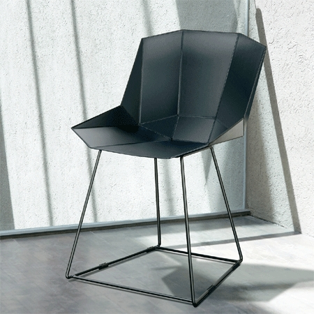 [Chaise] Cube by René BARBA 0171