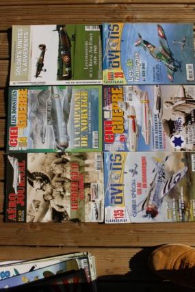 donne livres et revues Aerojo10