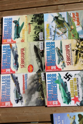 donne livres et revues Batail11