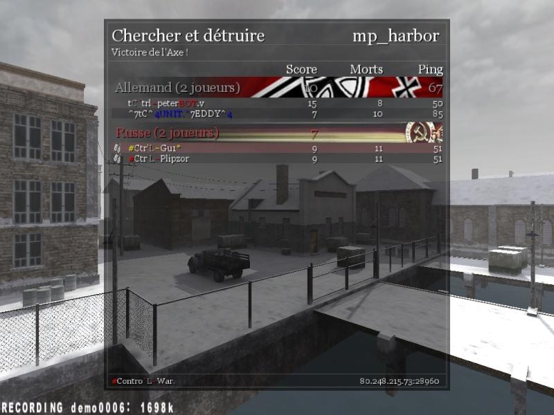war vs [Tc-Unit] (lose 17/18) Shot0122