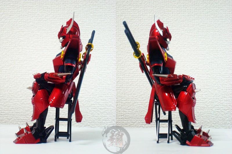 Yoroiden Samurai Trooper (Les Samouraïs de l'Eternel) (Bandai) - Page 3 Ryo0710