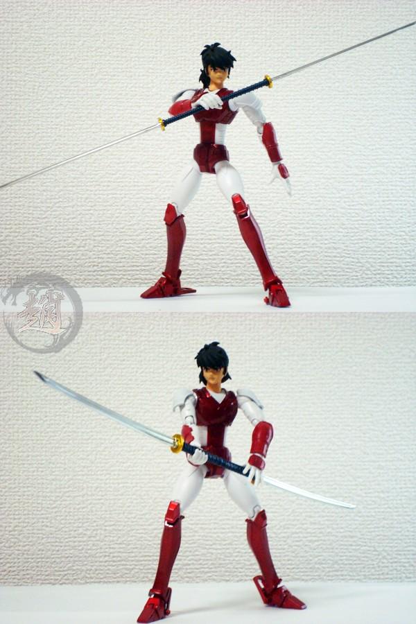 Yoroiden Samurai Trooper (Les Samouraïs de l'Eternel) (Bandai) - Page 3 Ryo1210