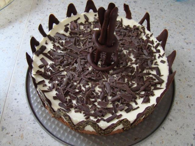 Bavarois Chocolat Bavaro16