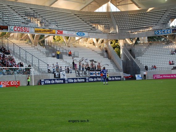 L2: Reims - Angers 118411