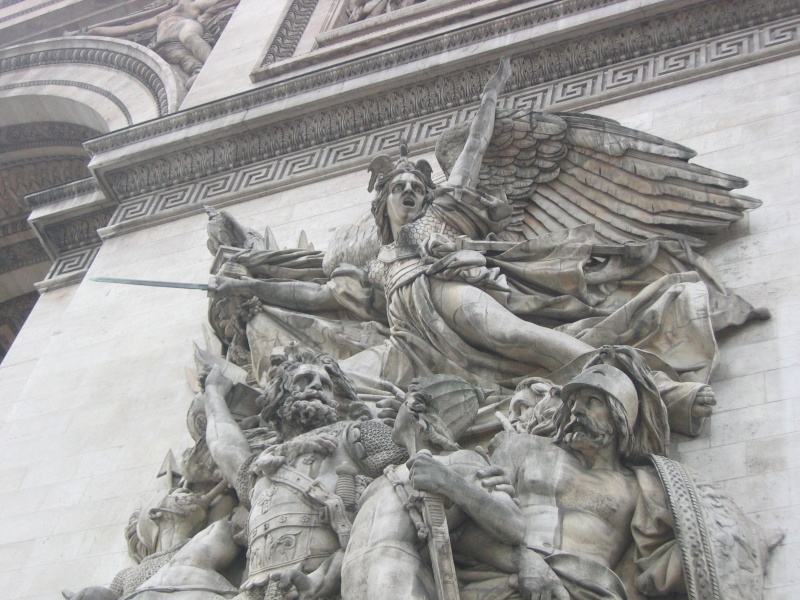 L'Arc de Triomphe...... Img_9313