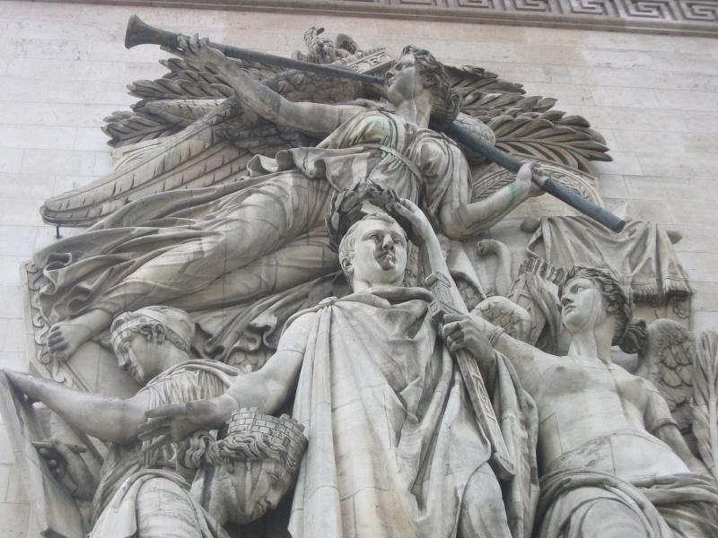 L'Arc de Triomphe...... Img_9314