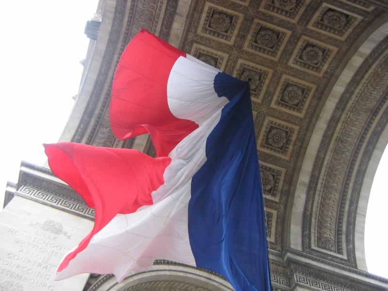 L'Arc de Triomphe...... Img_9315