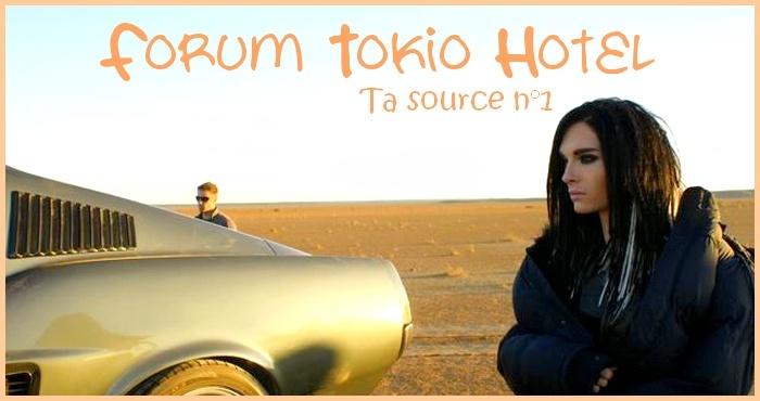 Forum Tokio Hotel