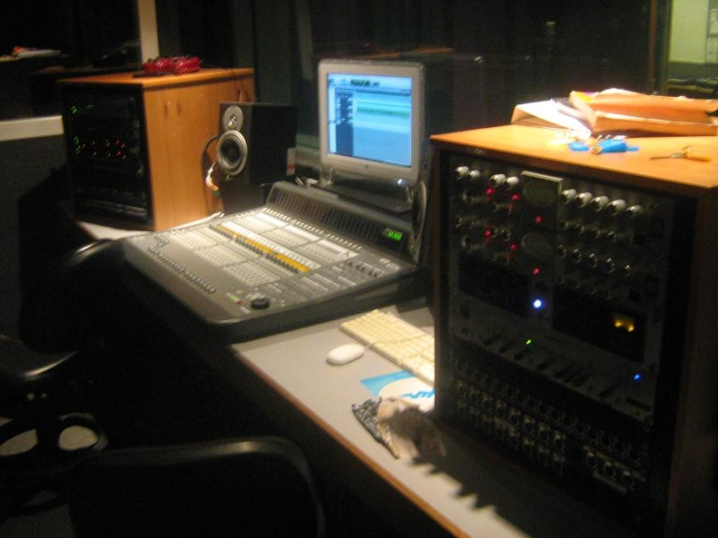 Bachelor of Popular Music Studio11
