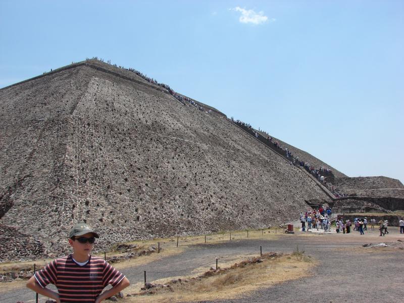 Mon voyage en Mexique (Mexico City et Acapulco) Dsc08610