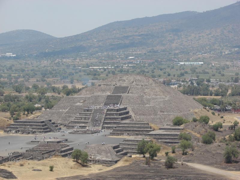 Mon voyage en Mexique (Mexico City et Acapulco) Dsc08611