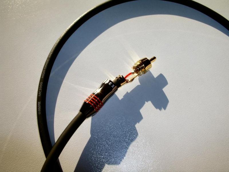 Cabo de interligação DIY P3150911