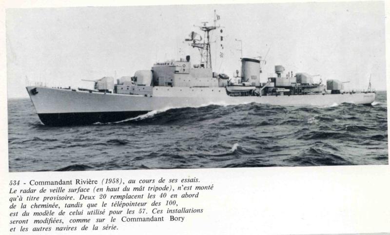 AVISO-ESCORTEUR  CDT BOURDAIS l'ARSENAL résine  400ém A993-j22