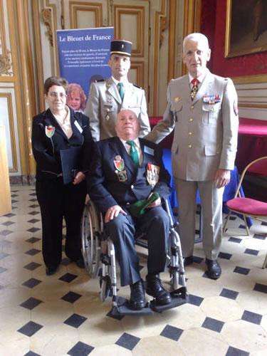 100 000 ème Diplome d'Honneur de Porte Drapeau 390a10