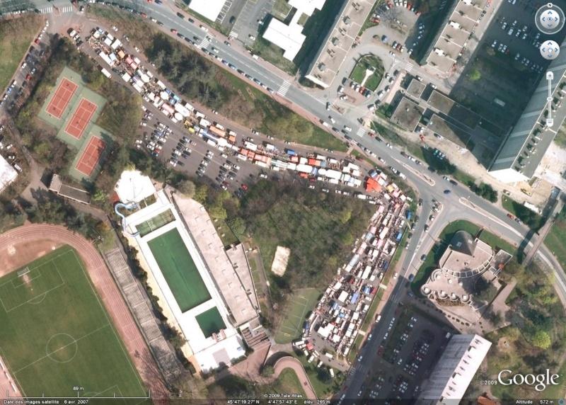 - Marchés et Brocantes sur Google Earth March010