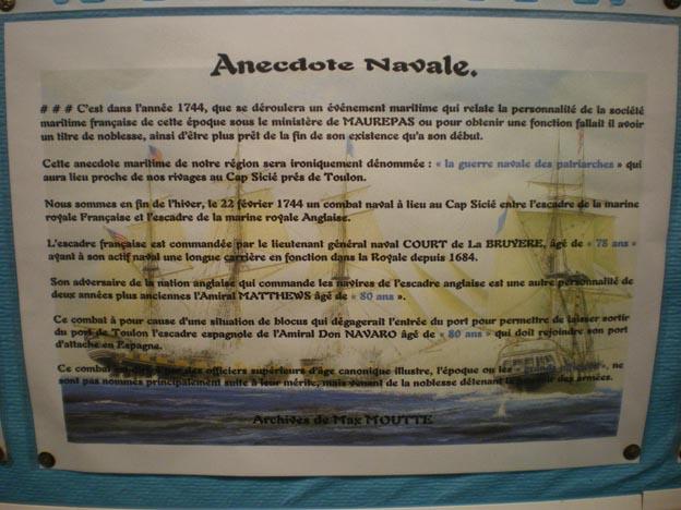 HISTOIRES ET HISTOIRE Anecdo10