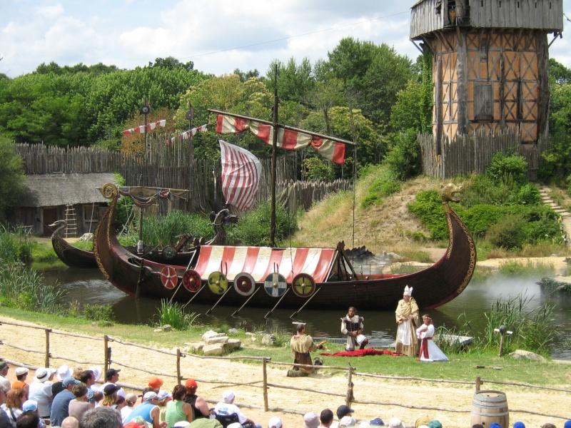 Hors sujet -----------> Le puy du fou en Vendée (85) Viking10