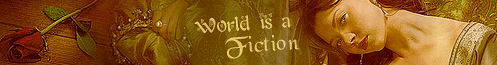 World is a Fiction Bann10
