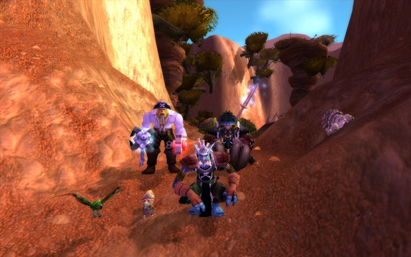 Quelques screenshots de Wadolanka Wowscr11