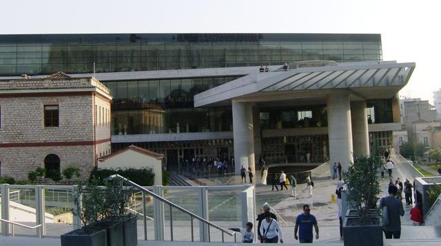 ΑΚΡΟΠΟΛΙΣ  MUSEUM ΚΑΙ GREEK MEZEΔΕΣ Hpim2515