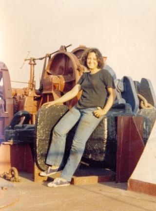 Γυναίκα onboard Iiiii101
