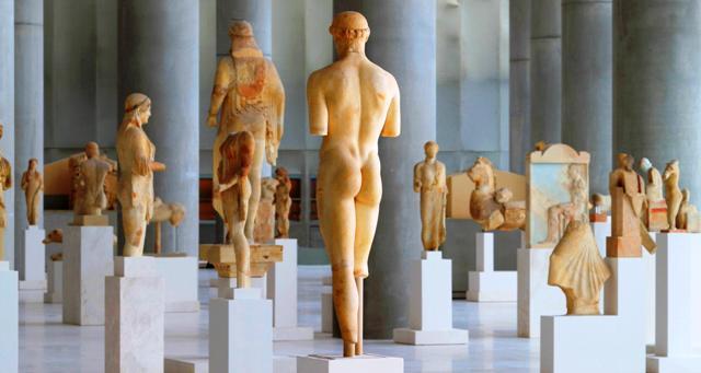 ΑΚΡΟΠΟΛΙΣ  MUSEUM ΚΑΙ GREEK MEZEΔΕΣ Iiiii130