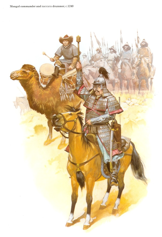 Οι Νιάκαρες Mongol10