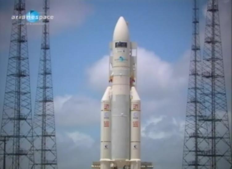 Ariane 5 ECA V188 / Herschel & Planck (14/05/2009) - Page 6 Ar5_110