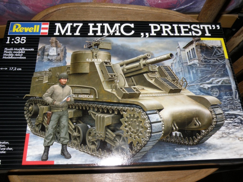 M7 Priest Revell P7090011