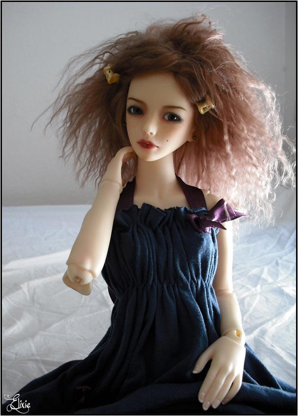 [ Elixie ] - bjd Dollmore Zaoll Luv 53 cm 006-4810