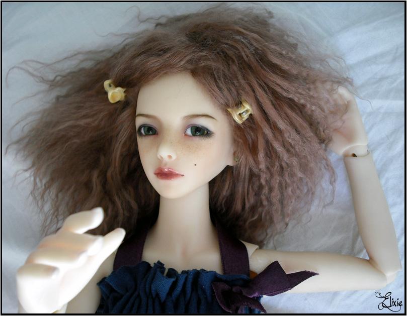 [ Elixie ] - bjd Dollmore Zaoll Luv 53 cm 007-6310