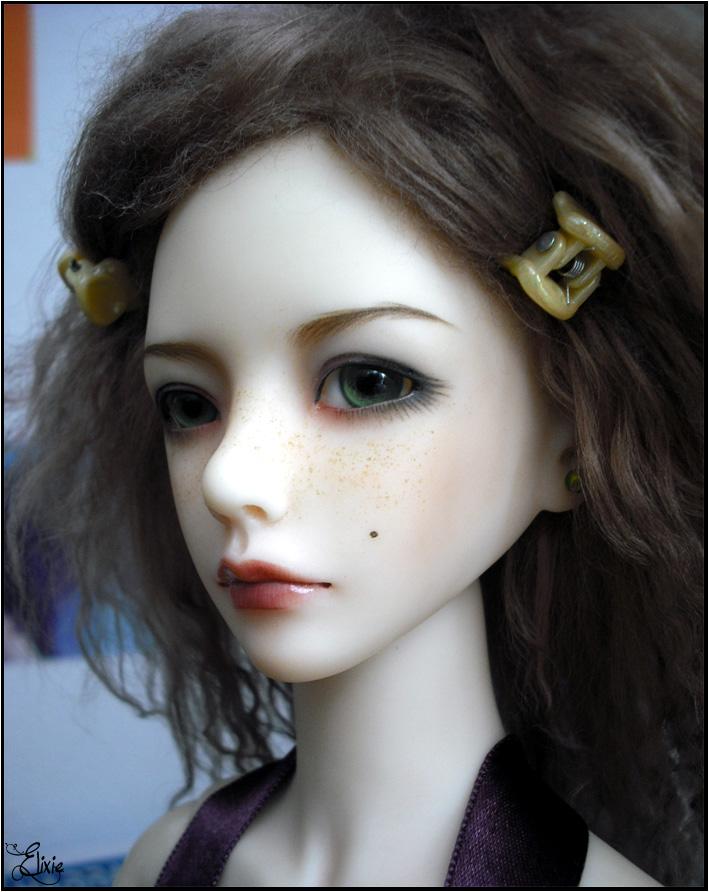 [ Elixie ] - bjd Dollmore Zaoll Luv 53 cm 008-2610