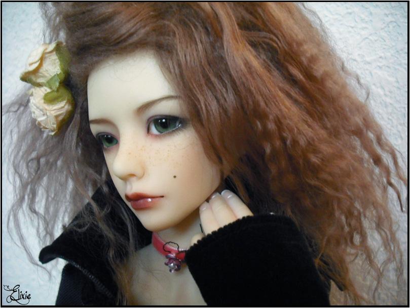 [ Elixie ] - bjd Dollmore Zaoll Luv 53 cm 010-8810