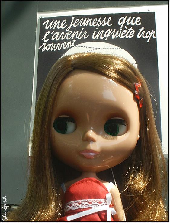 (PD1G) Prima Dolly Ginger [SBL] Sangri10