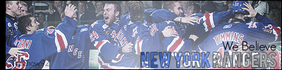 New York Rangers. Nyr10