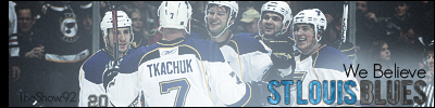 St-Louis Blues; young team. Stl10