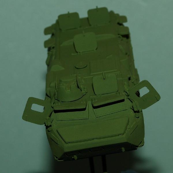 VAB 4x4  [HELLER 1/72]  ---  Montage terminé - Page 4 P1014031