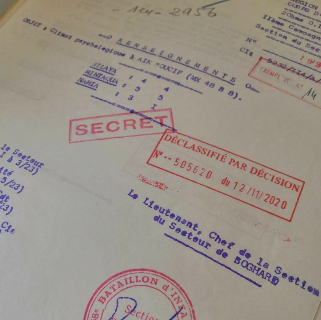 Actualités concernant les archives et centres de documentation Shd10