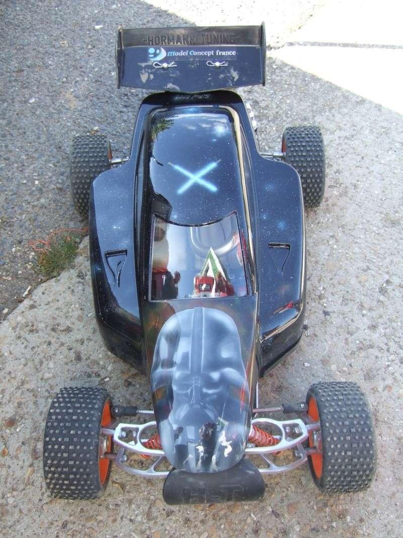 La nouvelle carrosserie de Kyser Dscf4221