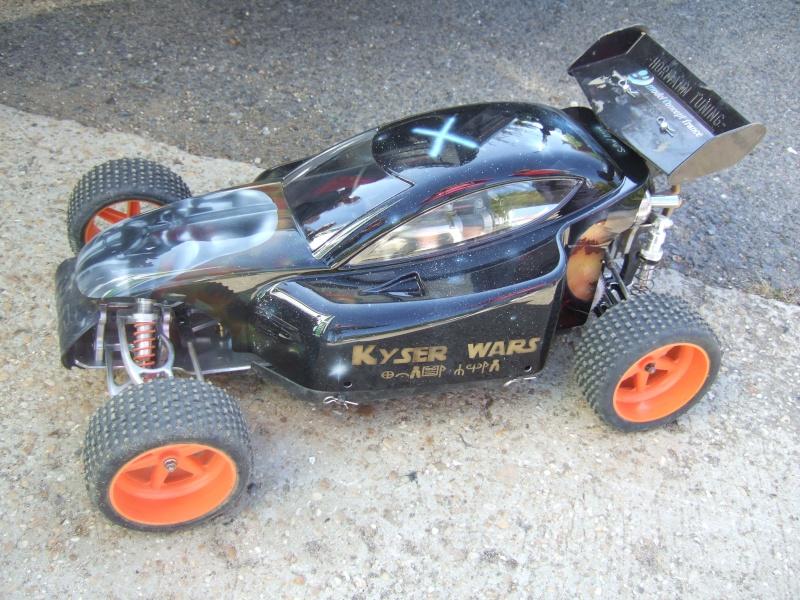 La nouvelle carrosserie de Kyser Dscf4222