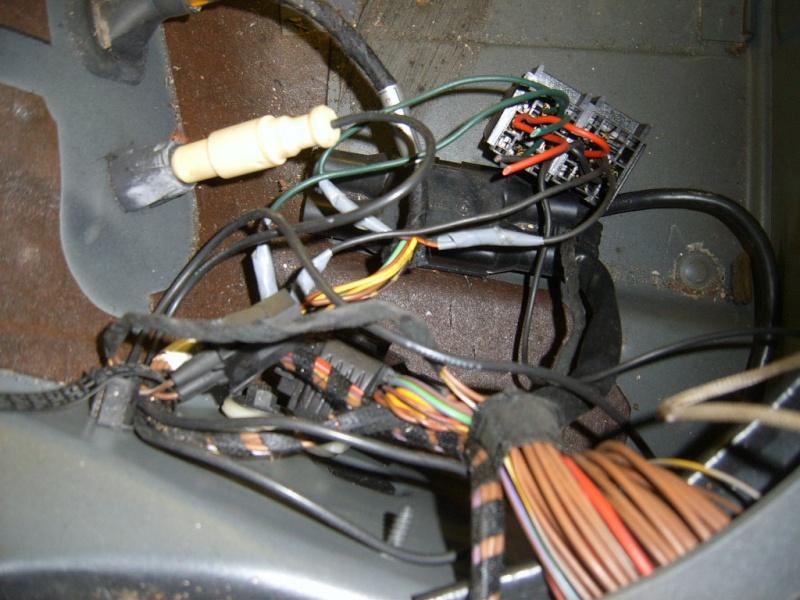 [BMW 520 i E34] Fils électriques Suc54024