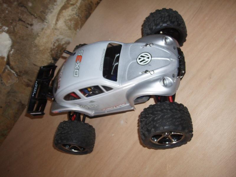 Carrosserie E-Revo 1/16 P8050010