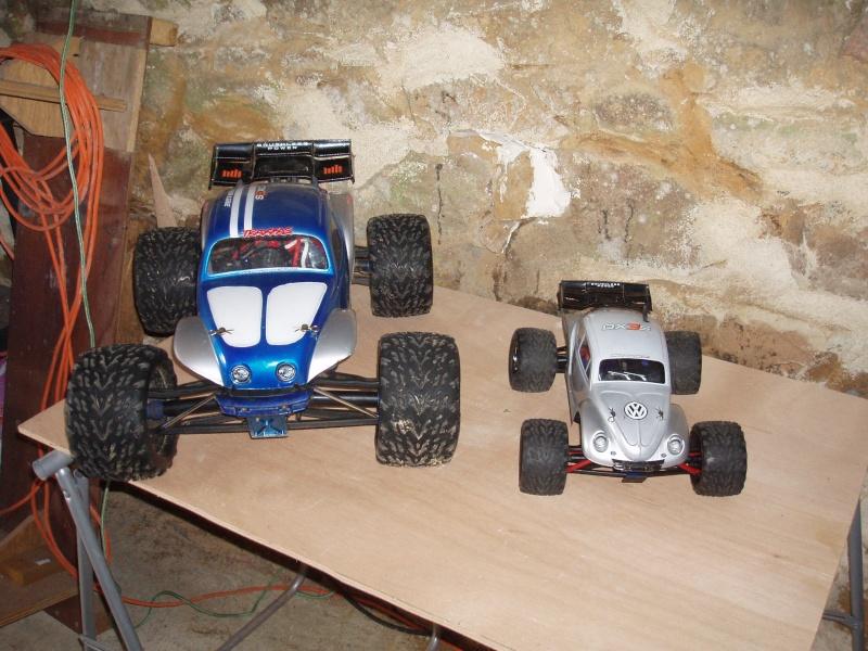 Carrosserie E-Revo 1/16 P8050011