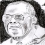 PEINTURE du B. B. King Aimaic10