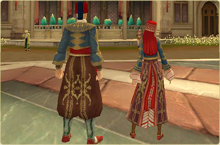 3.17 New Avatar Item 'Turkey traditional Outfit' 217